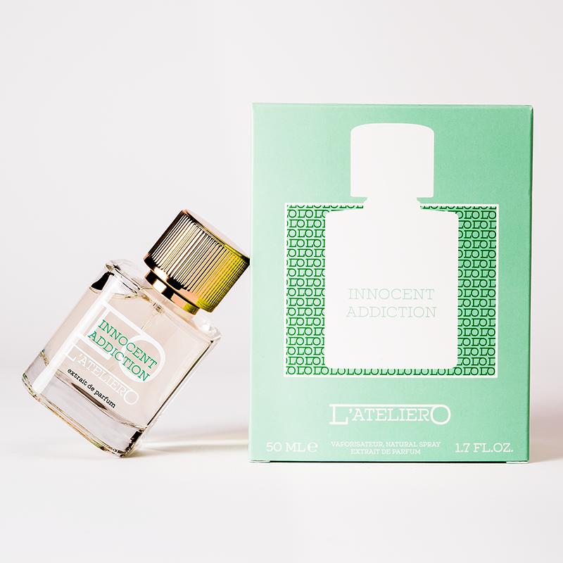 Innocent Addiction - Lateliero Extrait de Parfum