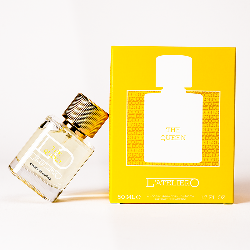 The Queen - Lateliero Extrait de Parfum
