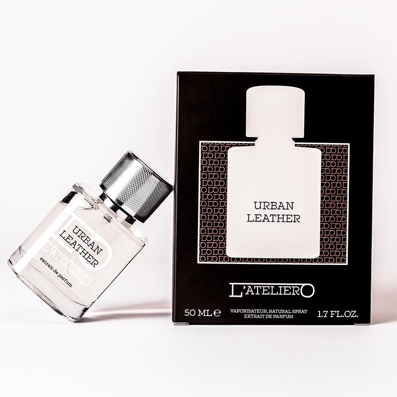 Urban Leather Parfum - Extrait de Parfum