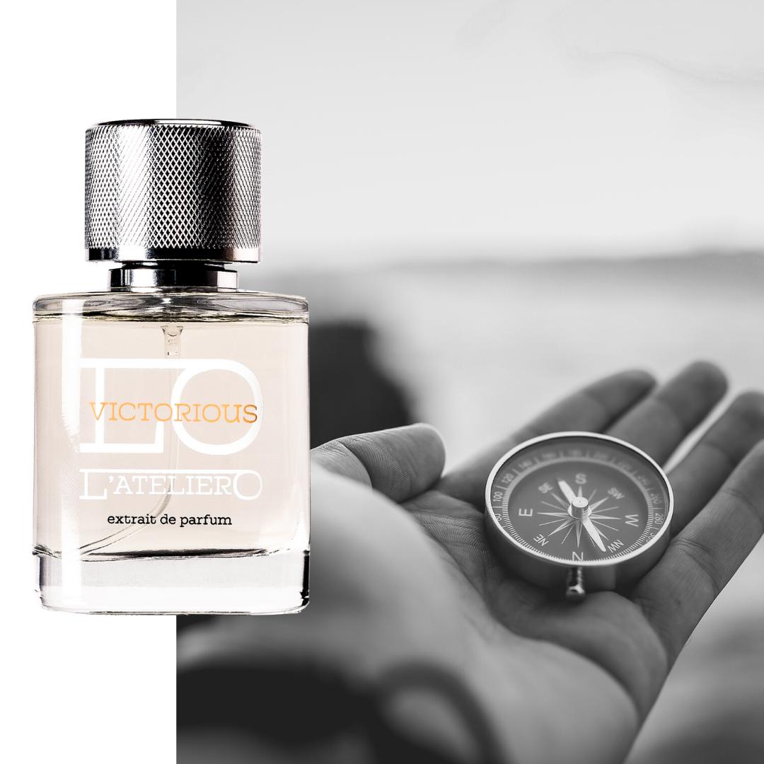 Victorious - Lateliero Extrait de Parfum