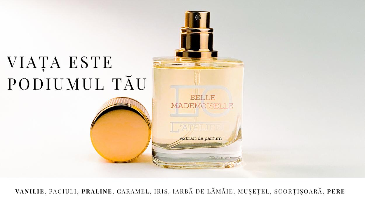Belle Mademoiselle - Lateliero Extrait de Parfum