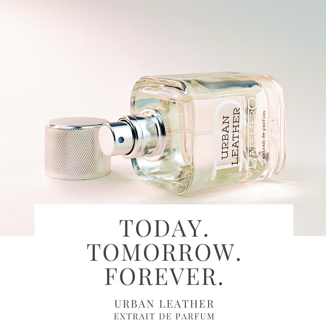 Urban Leather - Extrait de Parfum L'ATELIERO